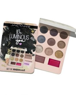Art.741 – Pupa Set de Maquillaje Be luminous me