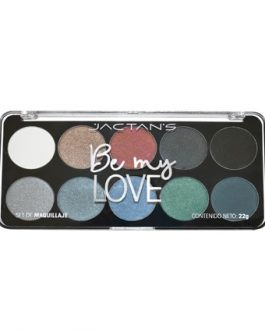 Art.743 – Pupa Set de Maquillaje Be my love colores frios