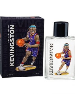 307-H100 Kevingston «Básquet» Eau de Cologne 100 ml