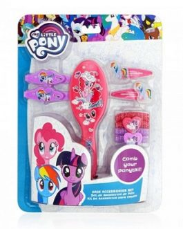 HLP1155 – Blister Simple My Little Pony – Incluye Cepillo Accesorios De Pelo