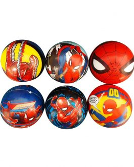 DSM5744	PELOTA ANTI-STRESS X24 UNIDADES – SPIDERMAN